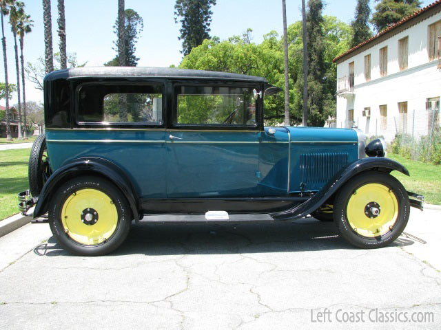 1928 Chevrolet National For Sale Series Ab Coach